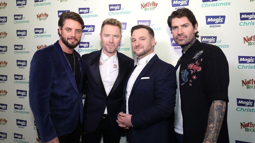 Boyzone im November 2018