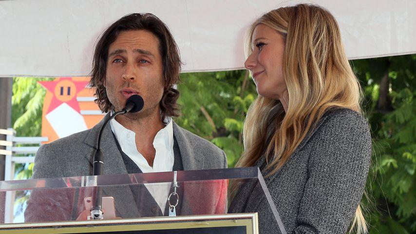 Brad Falchuk und Gwyneth Paltrow in Hollywood im Dezember 2018