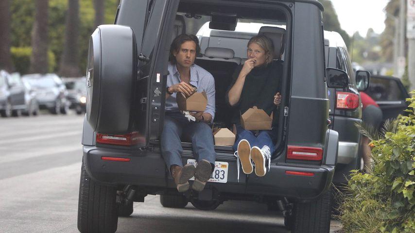 Brad Falchuk und Gwyneth Paltrow