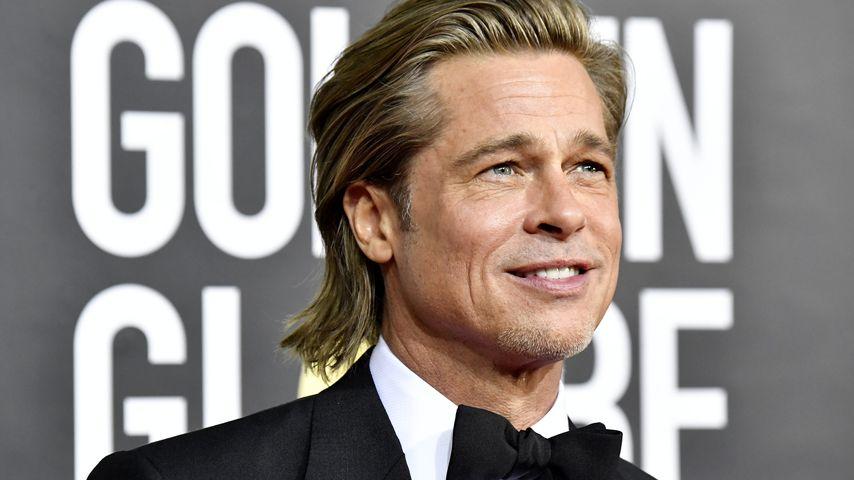 Bei den Golden Globes: Brad Pitt traf auf drei Ex-Flammen!