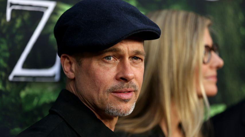 Ein Vertrauter verrät: So begann Brad Pitts Alkoholsucht!