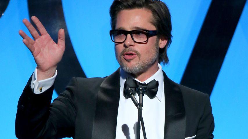 Heißes Gerücht: Brad Pitt als Moderator bei Golden Globes?