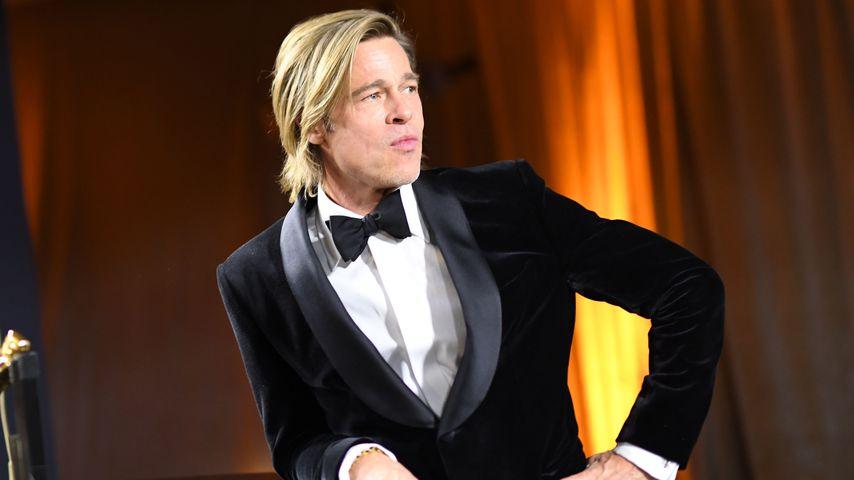 Brad Pitt im Februar 2020