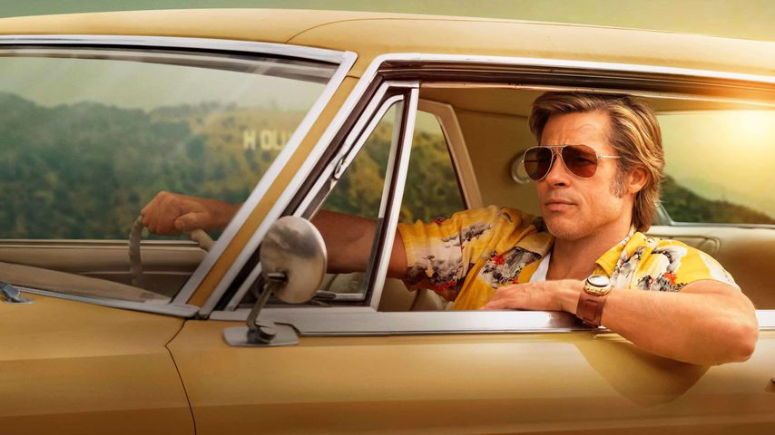 """Brad Pitt in """"Once Upon a Time... in Hollywood"""""""