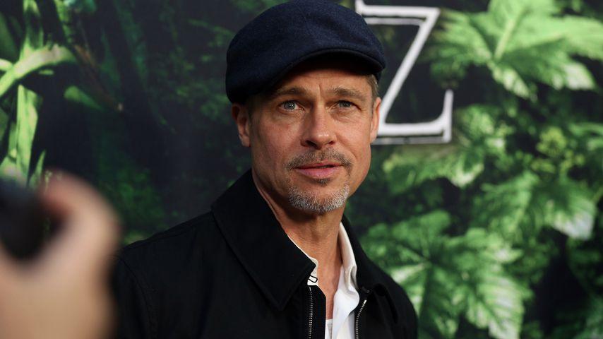 Brad Pitt: Verhältnis zu Söhnen soll immer besser werden