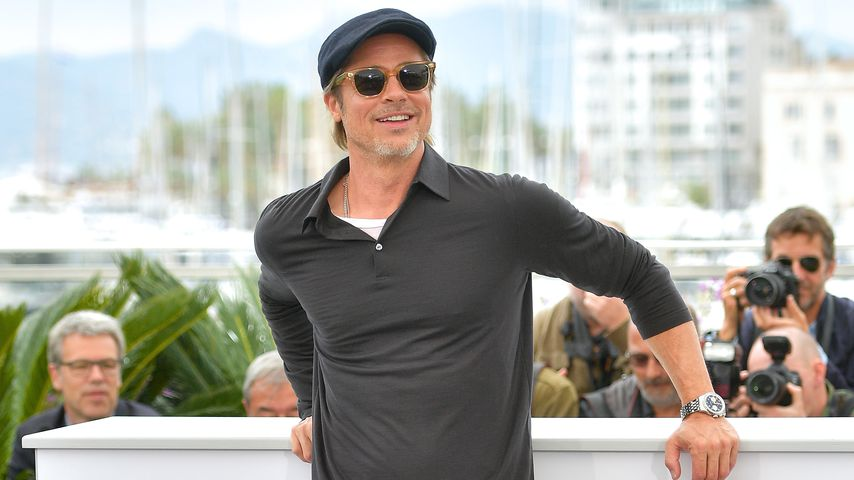 "Brad Pitt beim Fototermin zu ""Once Upon A Time In Hollywood"""