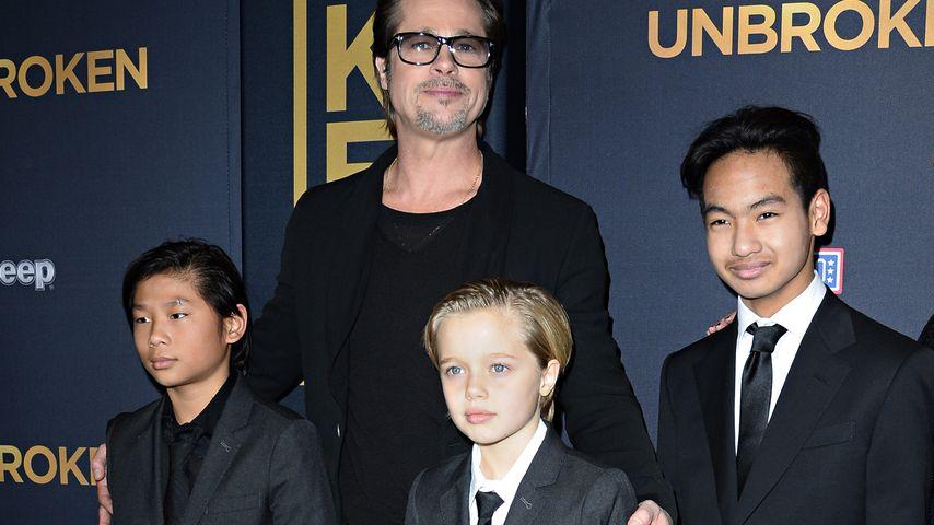 Extrem-Verwandlung: So knabenhaft ist Shiloh Jolie-Pitt nun