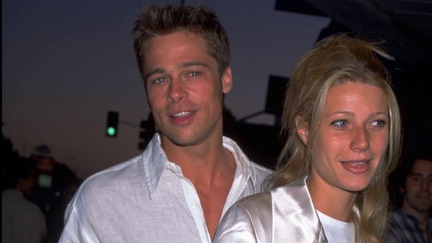 Brad Pitt und Gwyneth Paltrow, 1999