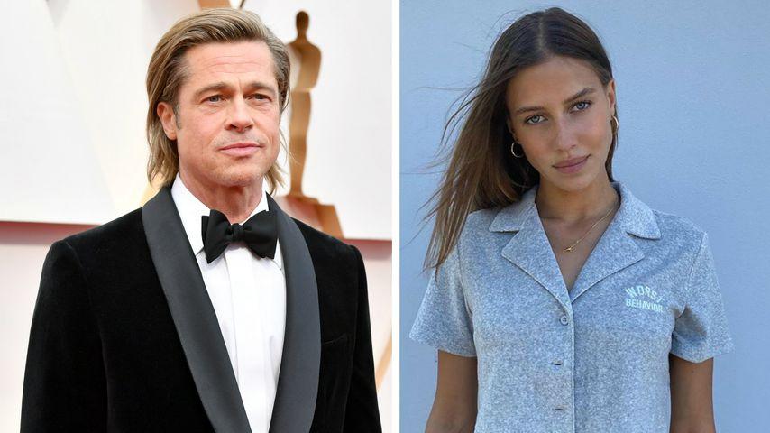 Erstes Date? Brad Pitt war mit Nicole 2019 bei Kanye-Konzert