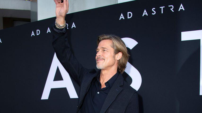 Brad Pitt in Hollywood im September 2019