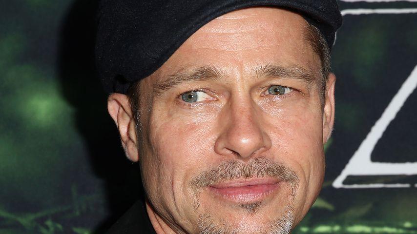 """Brad Pitt auf der Premiere von """"Die versunkene Stadt Z"""""""