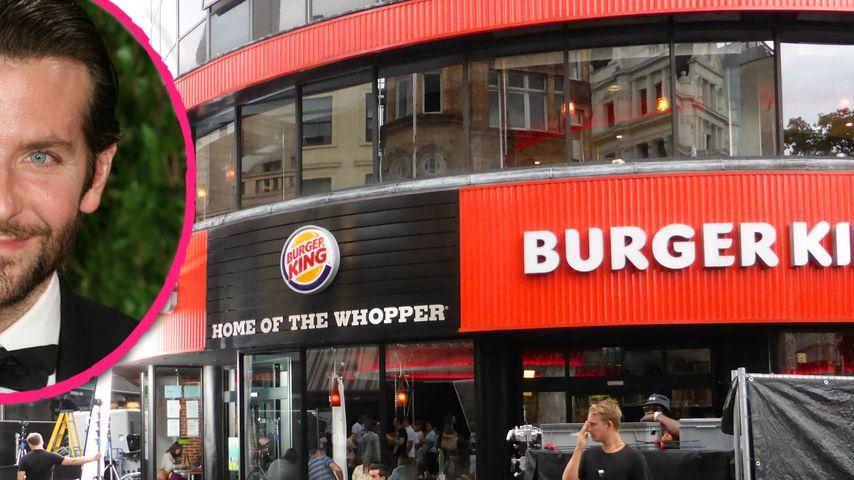 Karriere-Aus? Bradley Cooper wendet jetzt Burger