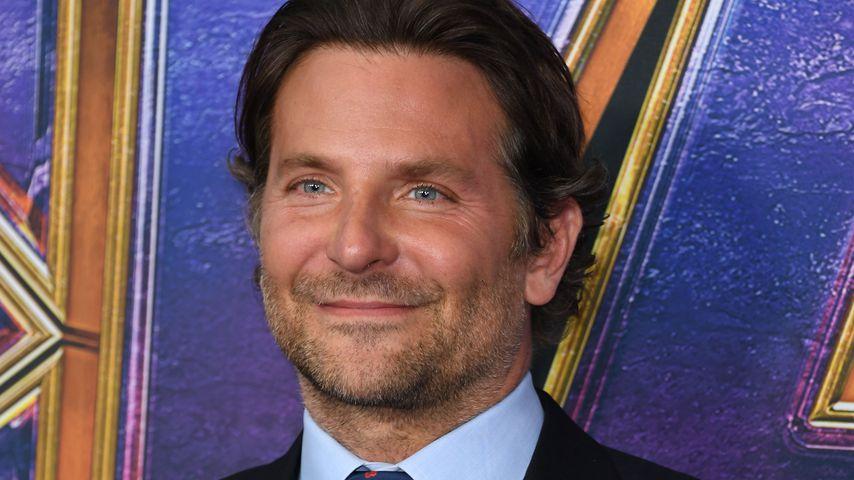 Nach Trennung von Irina: Bradley Cooper wieder auf der Piste