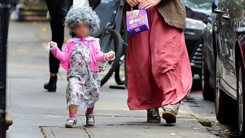 Bradley Cooper mit seiner Tochter Lea