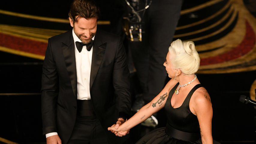 Bradley Cooper und Lady Gaga bei den Oscars 2019