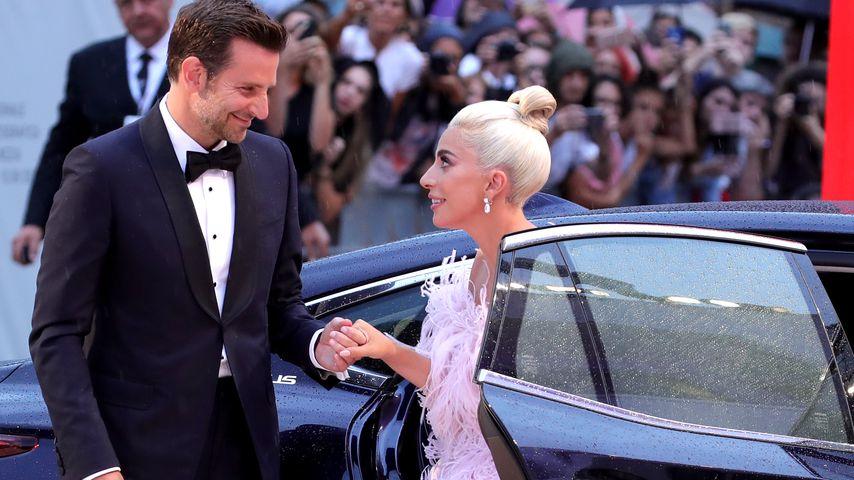 Bradley Cooper und Lady Gaga in Venedig 2018