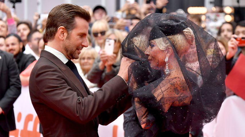Bradley Cooper und Lady Gaga auf dem Toronto International Film Festival 2018