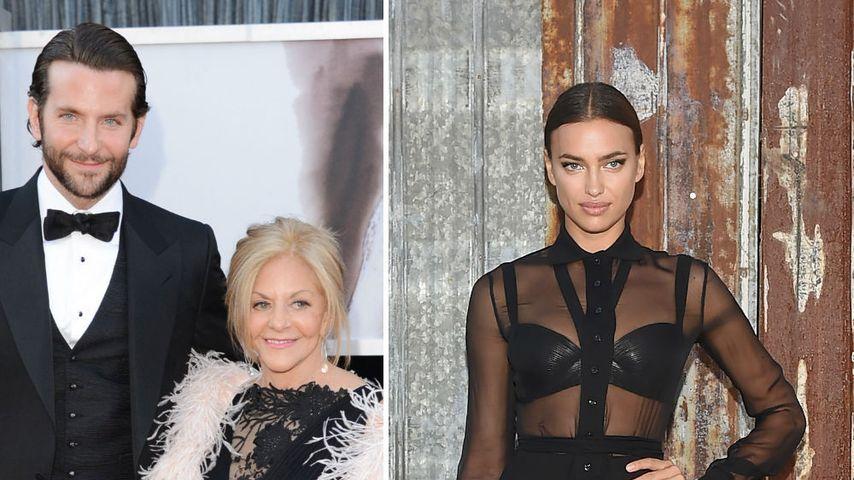 Mama ist schuld: Liebes-Aus bei Bradley Cooper & Irina Shayk