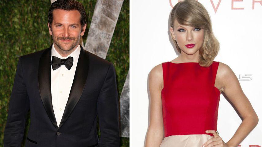 Das lief zwischen Bradley Cooper & Taylor Swift!