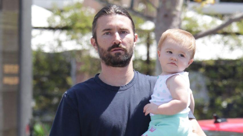 Brandon Jenner mit Töchtern Eva