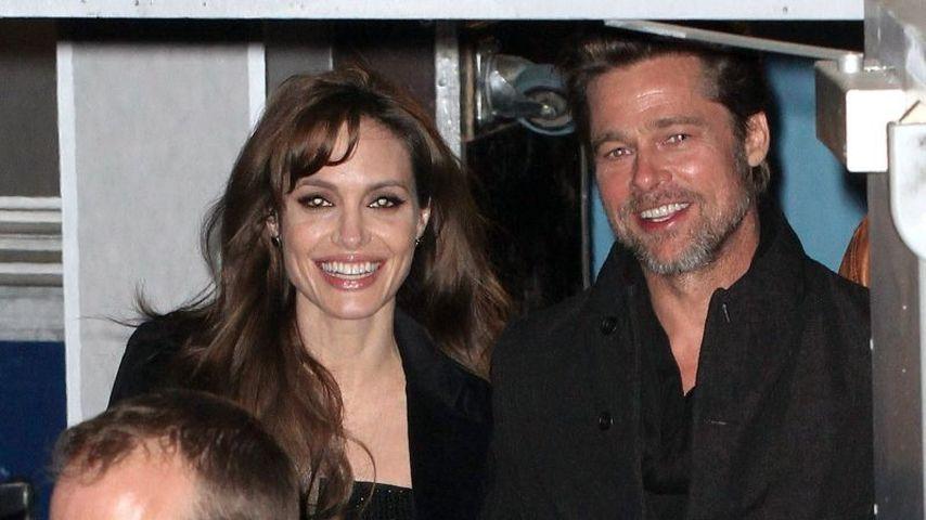 Angelina und Brad schwören auf Pärchen-Yoga