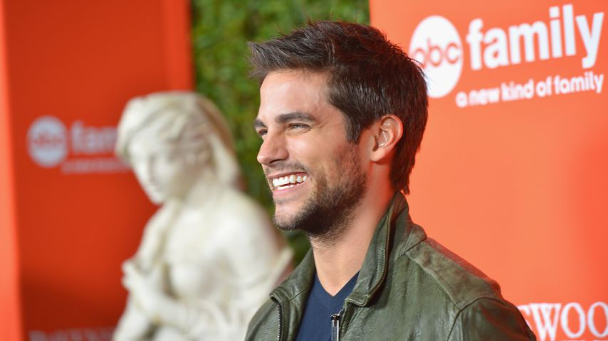 "Brant Daugherty beim Screening der ""Pretty Little Liars""-Halloween-Episode 2013"