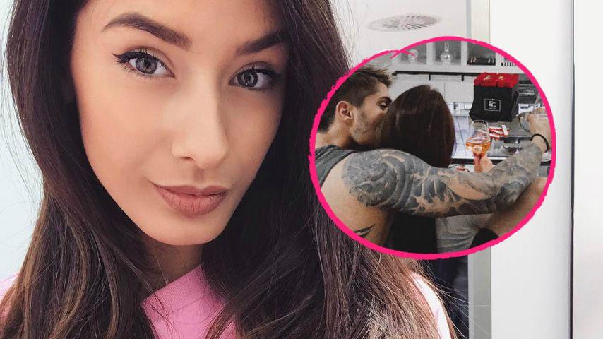 GNTM-Brenda: Ist dieser Tattoo-Hottie ihr geheimer Freund?