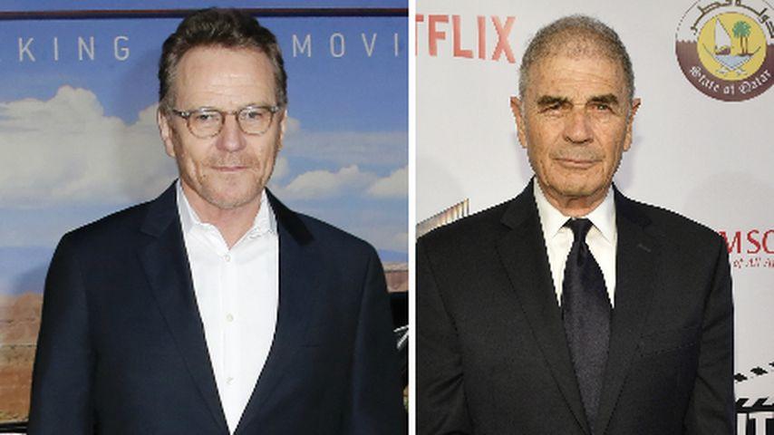 """""""Breaking Bad""""-Bryan Cranston verabschiedet Robert Forster"""