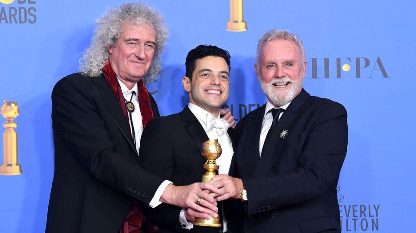 Nicht nur nominiert: Queen tritt bei Oscar-Verleihung auf!