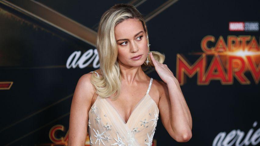 """Brie Larson auf der """"Captain Marvel""""-Premiere im März 2019"""