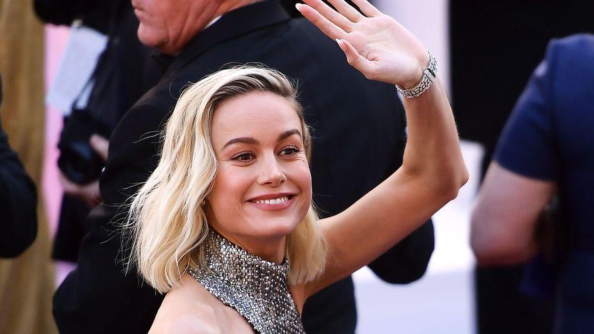Brie Larson bei der Oscar-Verleihung 2019