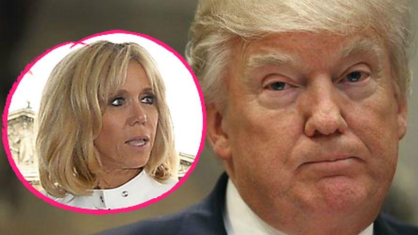 Trump: Sexistische Bemerkung zur französischen First Lady
