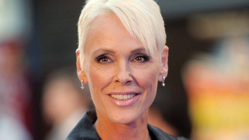 Brigitte Nielsen bei einer Filmpremiere in London