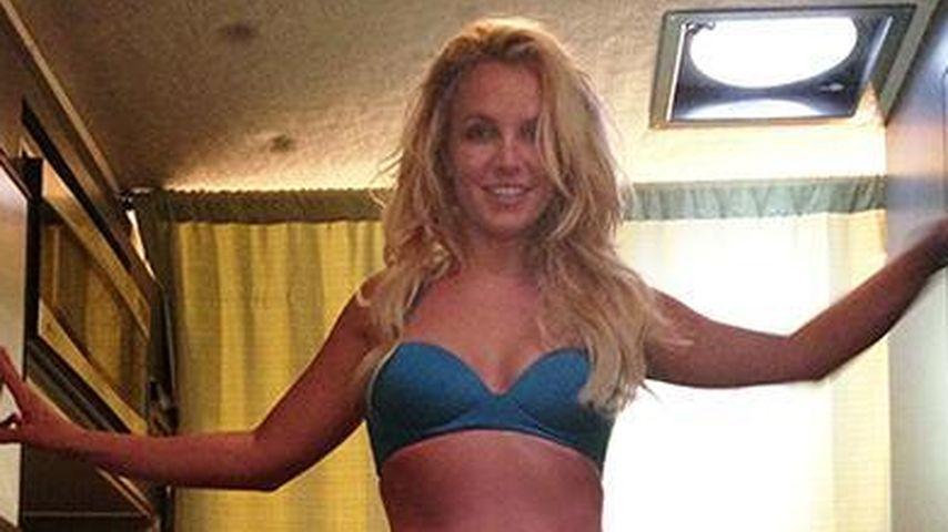 """Heißer Video-Teaser! Britney Spears' """"Work Bitch"""""""