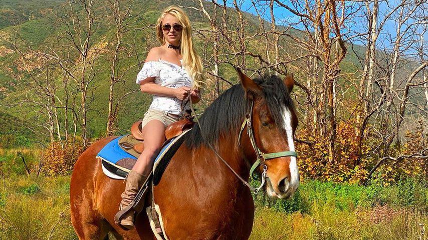 Britney Spears im Januar 2020