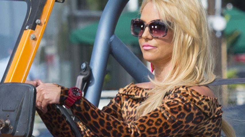 Unglaublich! Ist das Britney Spears' schlimmster Look ever?