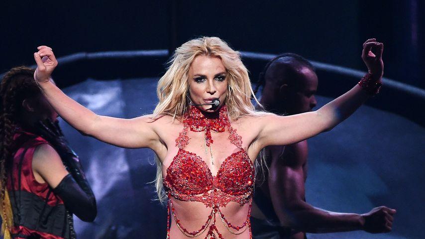 Erster VMA-Auftritt seit 2007: Britney Spears mega nervös