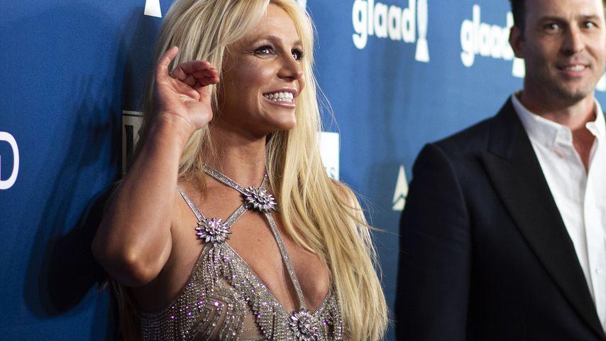 Britney Spears im April 2018