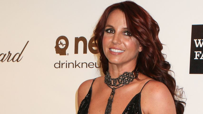 Britney Spears: Füttert ihr Verlobter sie rund?