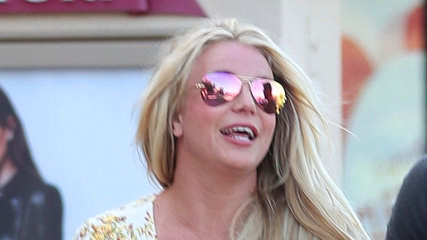 Britney Spears im Mai 2019