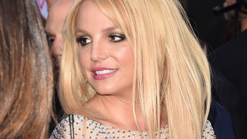 Britney Spears, 2015