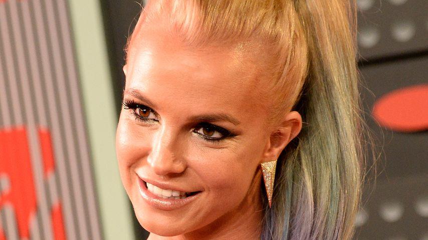 Britney Spears im Jahr 2015