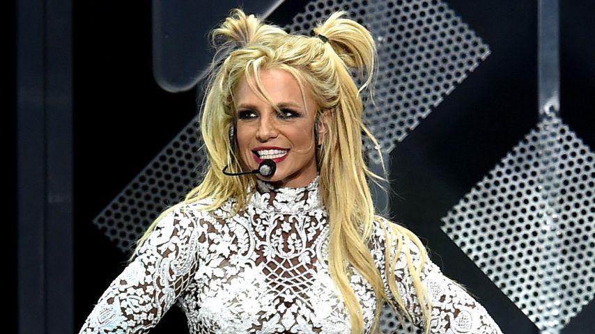 Britney Spears, 2016