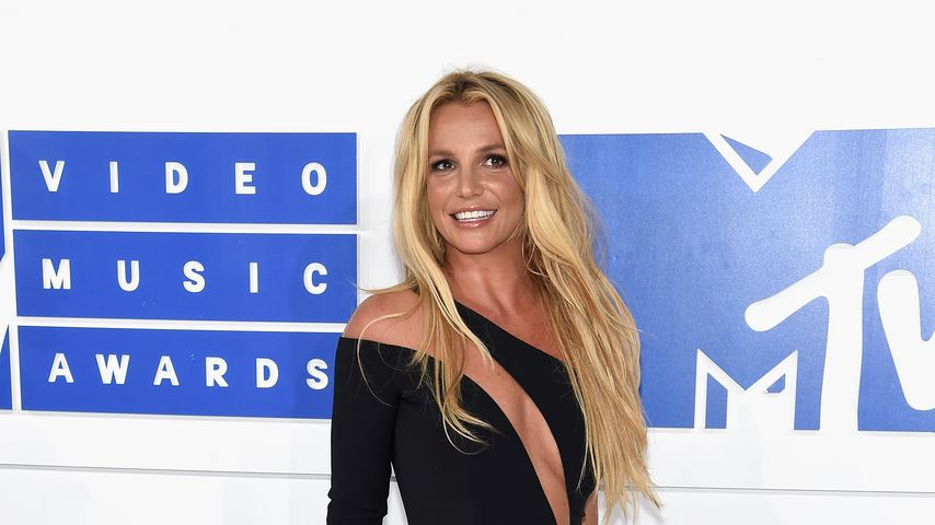 Britney Spears, August 2016 in New York City