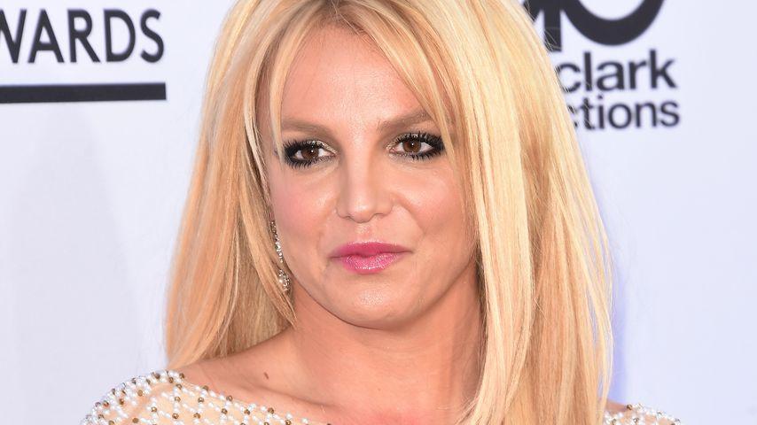 Britney Spears hat ihre Gefühle nicht mehr unter Kontrolle!