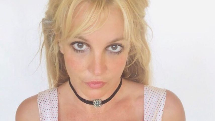 Britney Spears im Juni 2020