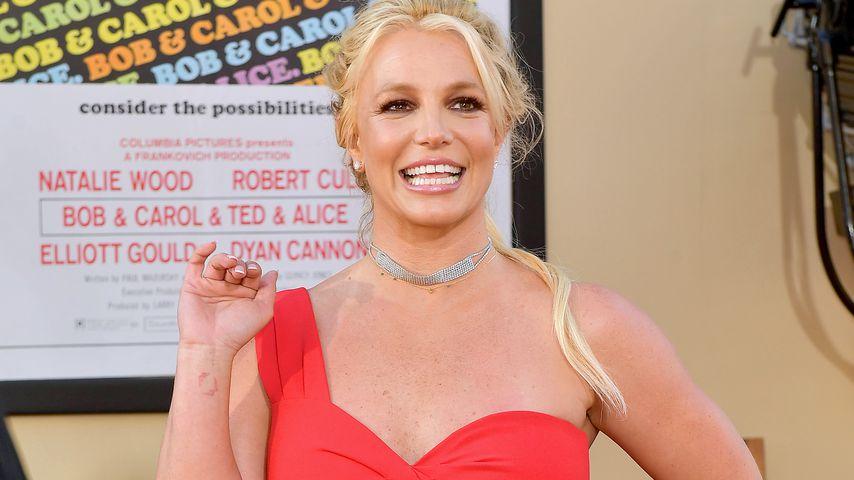 Britney Spears in Los Angeles, Juli 2019