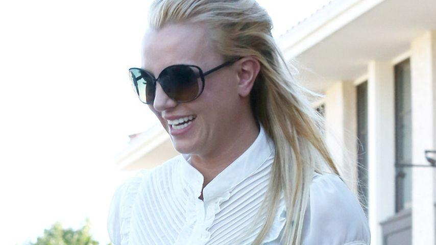 Britney Spears trägt schon neuen Ring am Finger