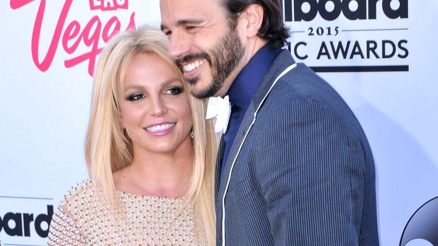 Britney Spears und Charlie Ebersol