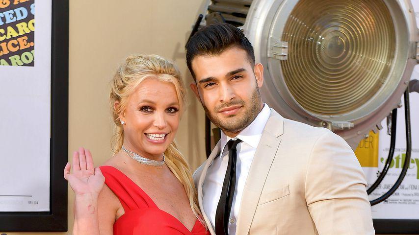 Britney Spears und ihr Sam: Erster Red Carpet als Paar!